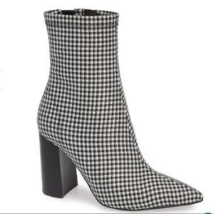 NEW Jeffrey Campbell Siren-3 Pointy Toe Booties